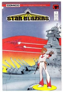 STARBLAZERS #1, VF/NM, Comico, 1987  more Indies in store