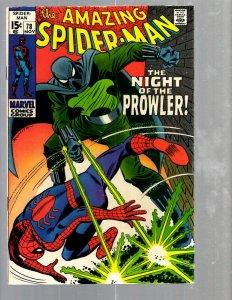 Amazing Spider-Man # 78 VF Marvel Comic Book MJ Vulture Goblin Scorpion TJ1