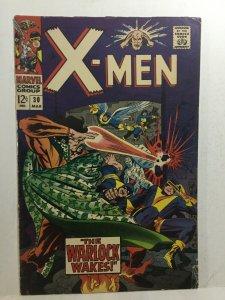 X-Men 30 Vg/Fn Very Good/Fine 5.0 Marvel Comics