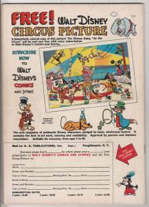 Comics and Stories, Walt Disney's #125 (Feb-51) FN Mid-Grade Donald Duck, Hue...