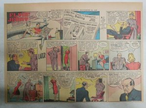 Flying Jenny Sunday Page #4 by Russell Keaton from 11/26/1939 Size 11 x 15 inch