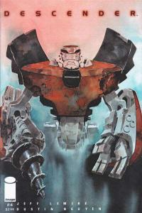 Descender #4, NM + (Stock photo)