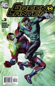 Green Lantern (4th Series) #3 VF/NM; DC | save on shipping - details inside