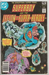 Superboy #254 (Aug-79) FN+ Mid-High-Grade Superboy, Legion of Super-Heroes