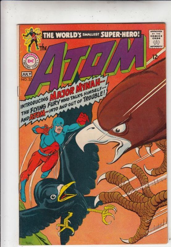 Atom, The #37 (Jul-68) NM/NM- High-Grade The Atom
