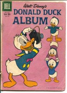 -Donald Duck Album-Four Color Comics #995 1959-Dell-Walt Disney-G