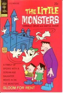 LITTLE MONSTERS 23 VF Dec. 1973 COMICS BOOK