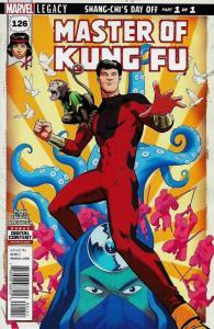 Master of Kung Fu #126 (Marvel, 2017) NM