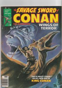 Savage Sword of Conan #30