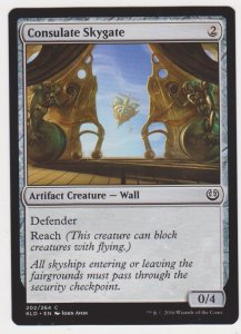 Magic the Gathering: Kaladesh - Consulate Skygate
