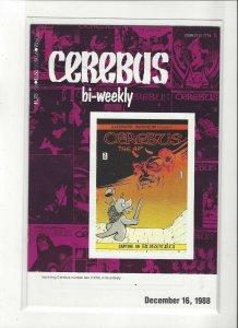 Cerebus Bi-Weekly #2 NM