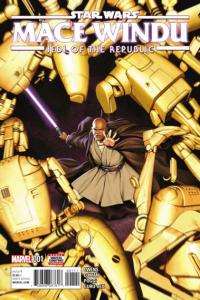 Star Wars: Mace Windu #1, NM (Stock photo)
