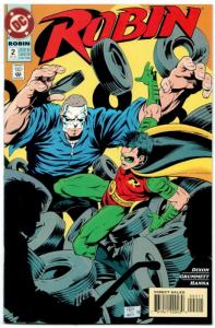 Robin #2 (DC, 1993) VF/NM