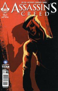 Assassin's Creed: Trial By Fire #5A VF/NM; Titan | save on shipping - details in