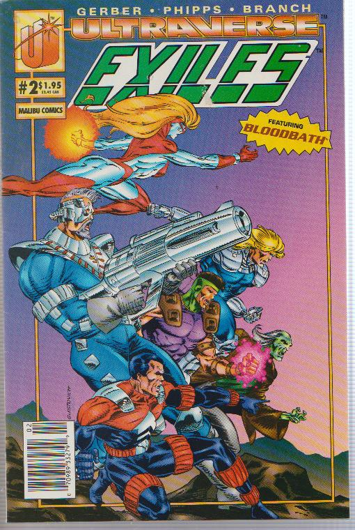 DIA KAMIKAZE! #9 - NOW COMICS - 1988