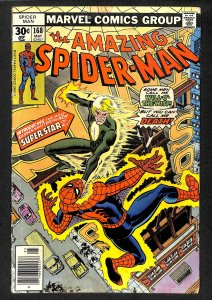 The Amazing Spider-Man #168 (1977)