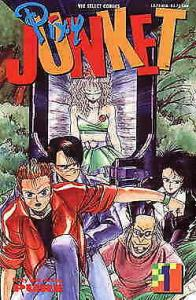 Pixy Junket #1 FN; Viz | save on shipping - details inside