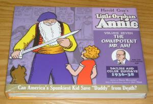 Complete Little Orphan Annie HC 7 NEW - SEALED hardcover daily comics 1936-1938