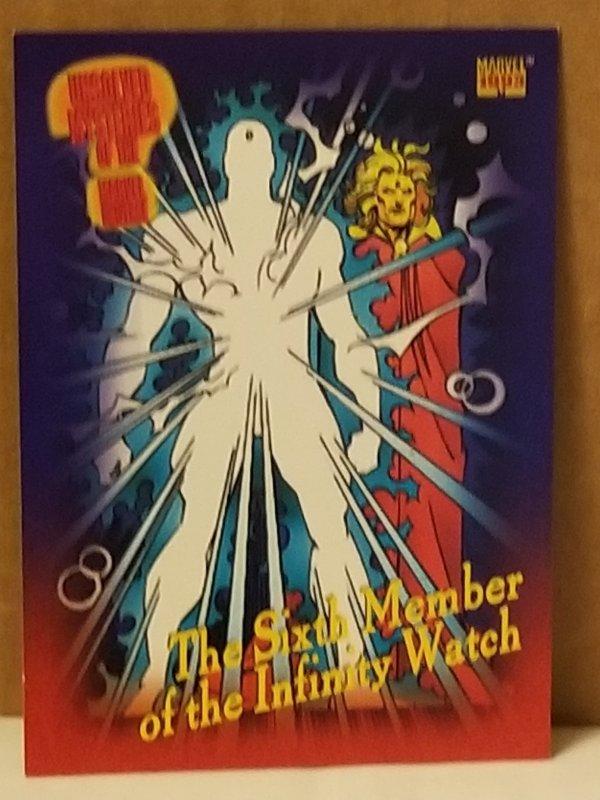 1993 Marvel Universe #142