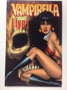 Vampirella Lives Tpb Very Fine Ellis Conner Palmiotti