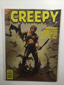 Creepy 134 Very Fine- Vf- 7.5 Jan 1982 Warren Magazine