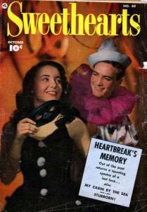 Sweethearts (1948 series) #80, VG+ (Stock photo)