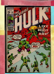 THE INCREDIBLE HULK 132
