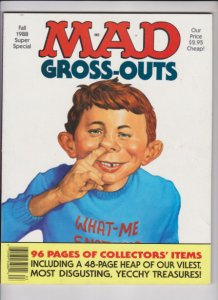 MAD GROSS OUTS FALL 1988 SUPER SPECIAL E.C. PUBLICATION, VF CONDITION