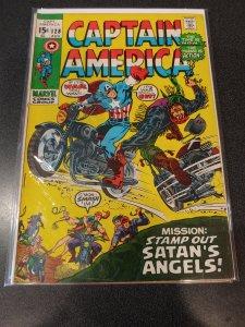 Captain America #128 (1970)