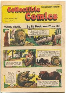 Collectible Comics #2 1978-Sunday Herald-Tarzan-Russ Manning-Gil Kane-FN/VF