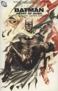 BATMAN: HEART OF HUSH TP - DC COMICS - 2009