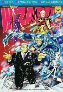 Wizard: The Comics Magazine #12 VF; Wizard | save on shipping - details inside