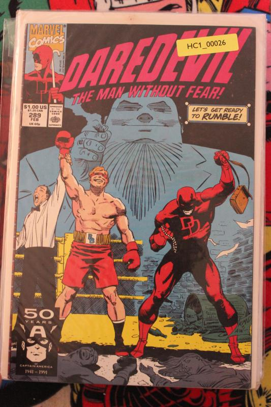Daredevil 289 NM