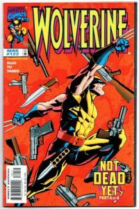 Wolverine #122 (Marvel, 1998) NM