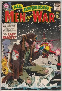 All-American Men of War #104 (Aug-64) VF High-Grade Johnny Cloud