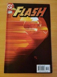 Flash #211 ~ NEAR MINT NM ~ (2004, DC Comics)