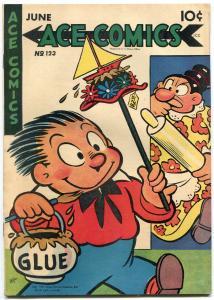 Ace Comics #123 1947- Phantom- Prince Valiant- Blondie VG/FN