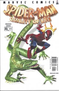 Spider-Man: Quality of Life #1 of 4 (July 02) - with Lizard & Doc Ock