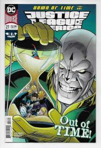 Justice League of America #27 Rebirth Main Cvr (DC, 2018) NM