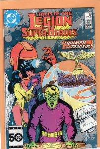 Legion of Super-Heros #323