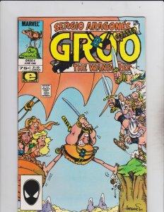 Marvel Comics! Groo the Wanderer! Issue 4!