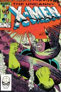 Uncanny X-Men (1981 series) #176, VF+ (Stock photo)