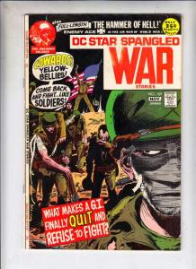 Star Spangled War Stories #159 (Nov-71) FN Mid-Grade Unknown Soldier, Enemy Ace