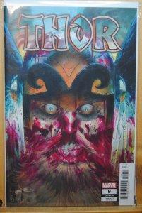 Thor #9 VF-NM Variant Edition !!!