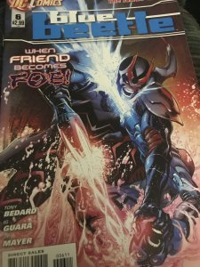 DC Blue Beetle #6 Mint The New 52