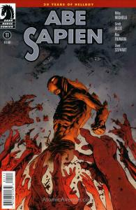 Abe Sapien: Dark and Terrible #11 VF/NM; Dark Horse | save on shipping - details