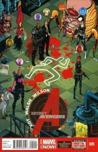 Secret Avengers (3rd Series) #5 VF/NM; Marvel | save on shipping - details insid