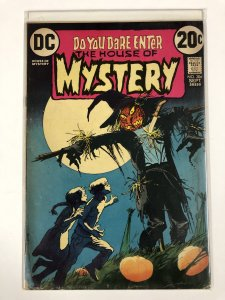 HOUSE OF MYSTERY 206 GOOD WRIGHTSON 9/1972 COMICS BOOK