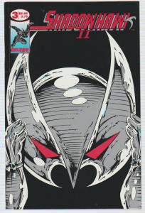 $.99 CENT SALE! SHADOWHAWK 2  #3 of 3 - IMAGE COMICS - BAGGED & BOARDED