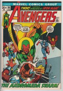 Avengers, The #96 (Feb-72) NM- High-Grade Avengers
